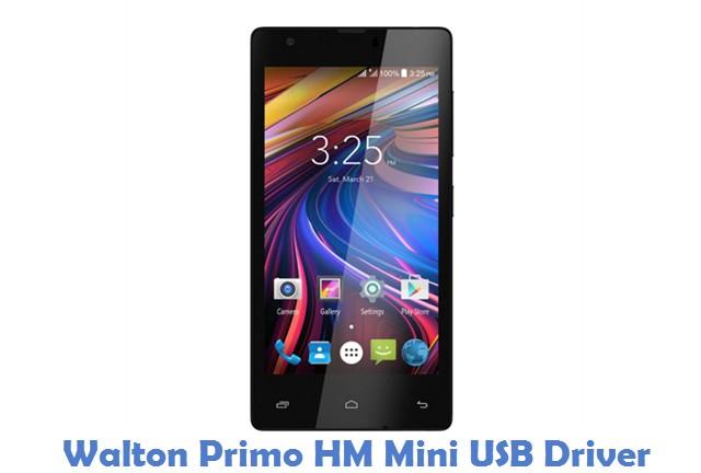 Walton Primo HM Mini USB Driver