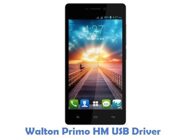Walton Primo HM USB Driver