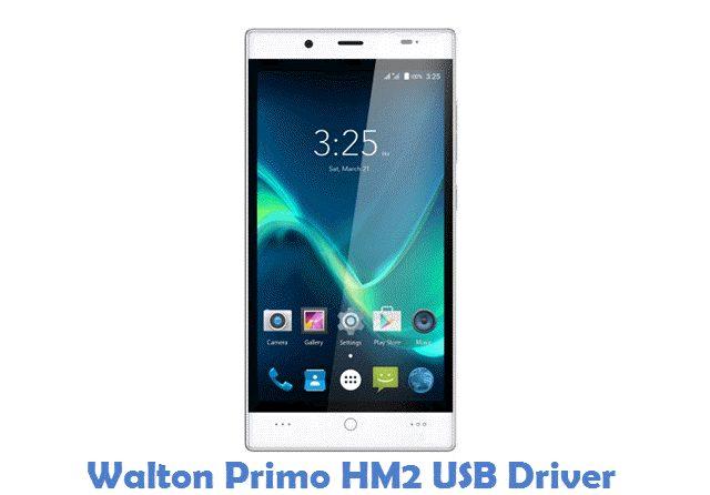 Walton Primo HM2 USB Driver