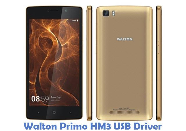 Walton Primo HM3 USB Driver
