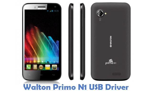 Walton Primo N1 USB Driver