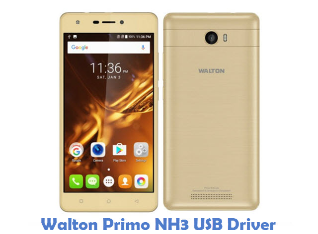 Walton Primo NH3 USB Driver
