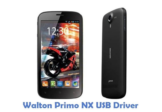 Walton Primo NX USB Driver