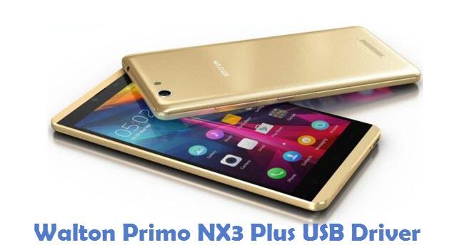 Walton Primo NX3 Plus USB Driver