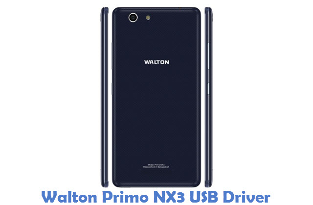 Walton Primo NX3 USB Driver