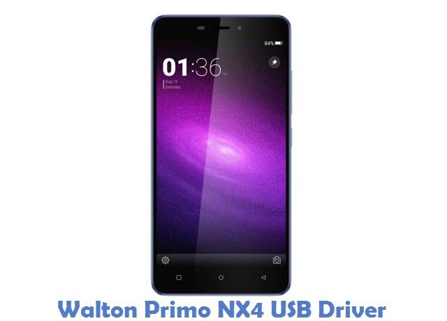 Walton Primo NX4 USB Driver