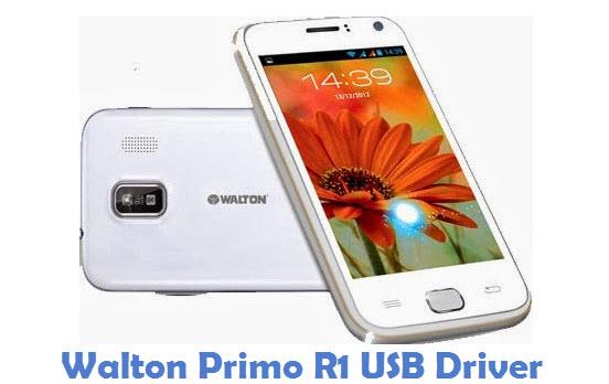 Walton Primo R1 USB Driver