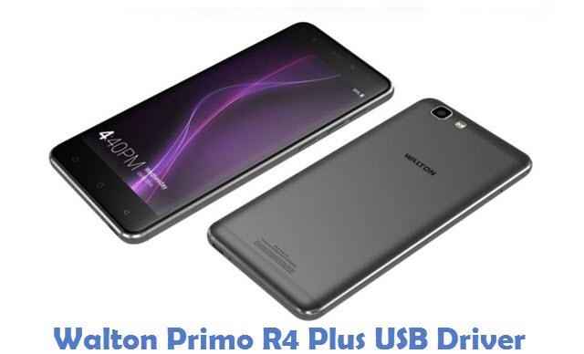 Walton Primo R4 Plus USB Driver