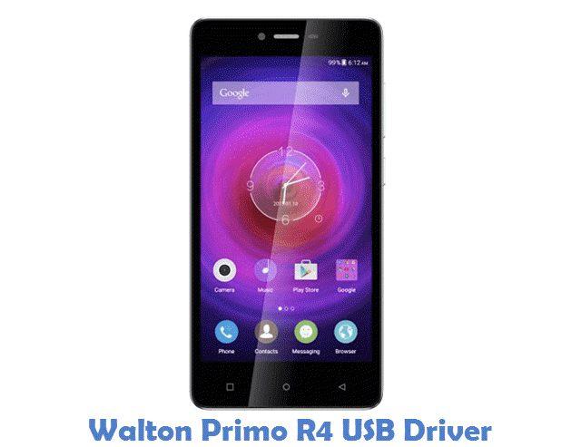 Walton Primo R4 USB Driver