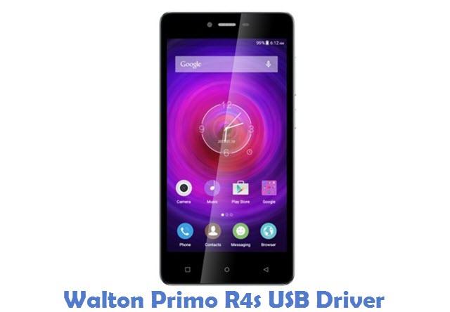 Walton Primo R4s USB Driver