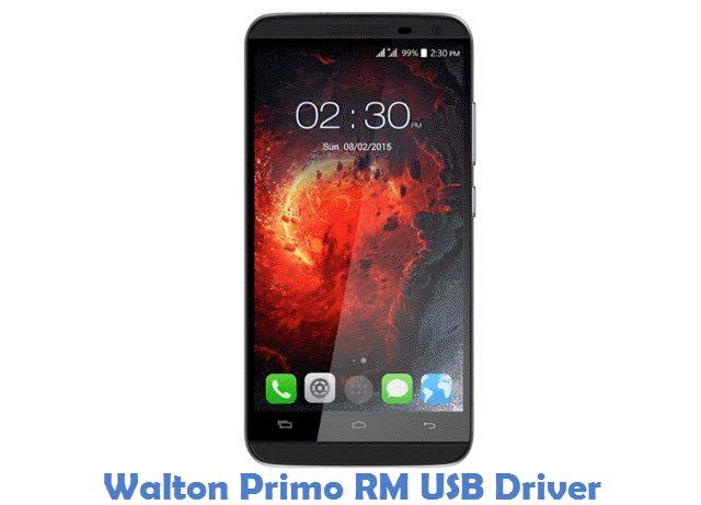 Walton Primo RM USB Driver
