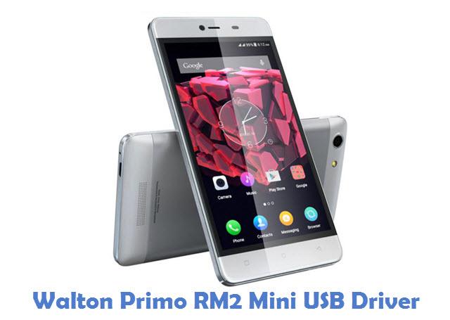 Walton Primo RM2 Mini USB Driver