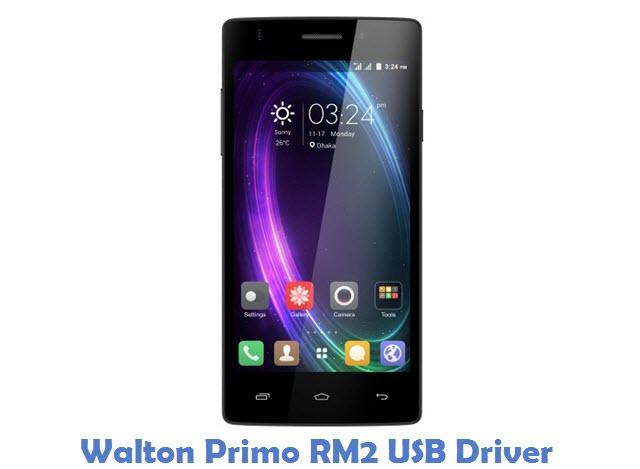 Walton Primo RM2 USB Driver