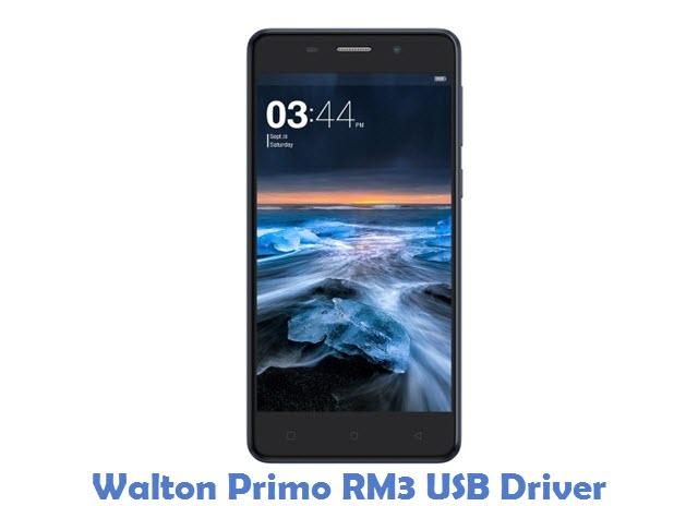 Walton Primo RM3 USB Driver