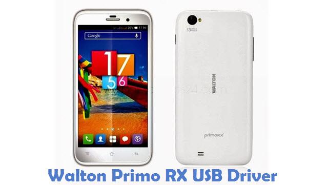 Walton Primo RX USB Driver