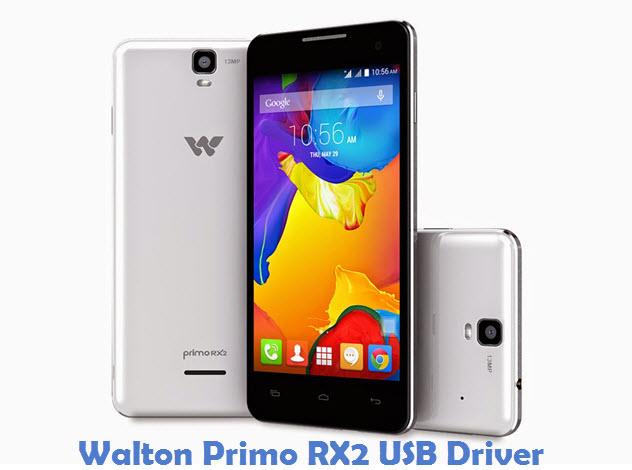Walton Primo RX2 USB Driver