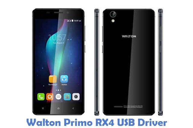 Walton Primo RX4 USB Driver