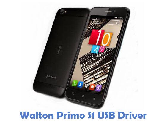 Walton Primo S1 USB Driver