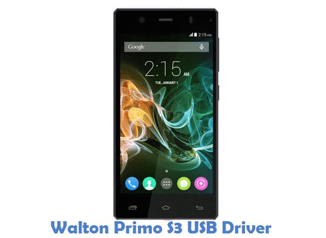 Walton Primo S3 USB Driver