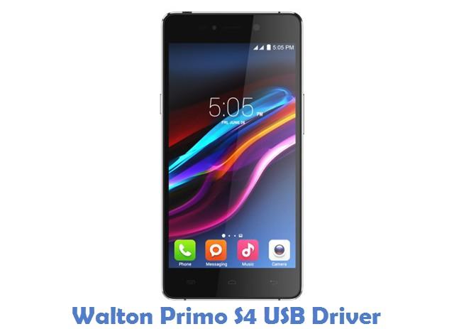 Walton Primo S4 USB Driver