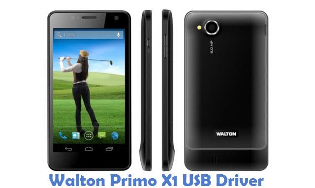 Walton Primo X1 USB Driver