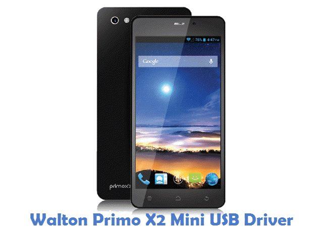 Walton Primo X2 Mini USB Driver