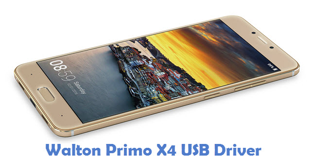 Walton Primo X4 USB Driver