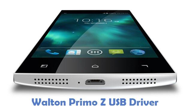 Walton Primo Z USB Driver