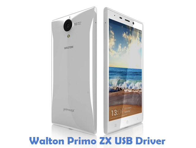 Walton Primo ZX USB Driver