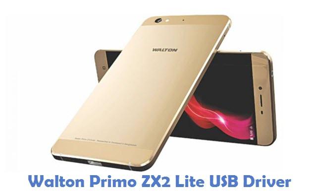 Walton Primo ZX2 Lite USB Driver