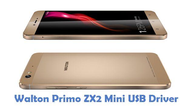 Walton Primo ZX2 Mini USB Driver