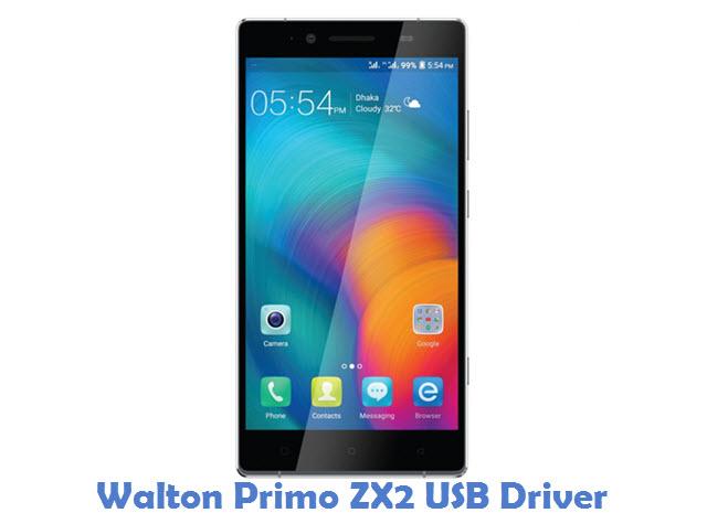 Walton Primo ZX2 USB Driver