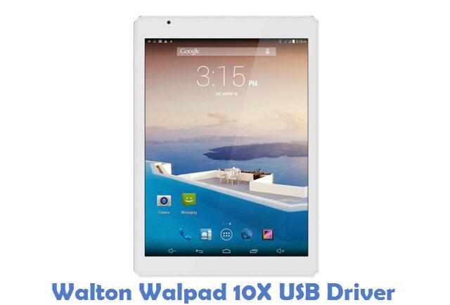 Walton Walpad 10X USB Driver