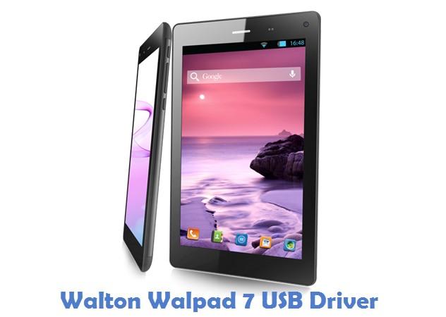 Walton Walpad 7 USB Driver