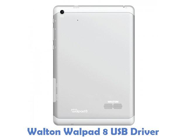 Walton Walpad 8 USB Driver