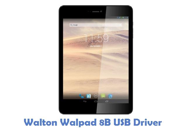 Walton Walpad 8B USB Driver