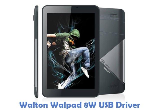 Walton Walpad 8W USB Driver