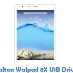 Walton Walpad 8X USB Driver
