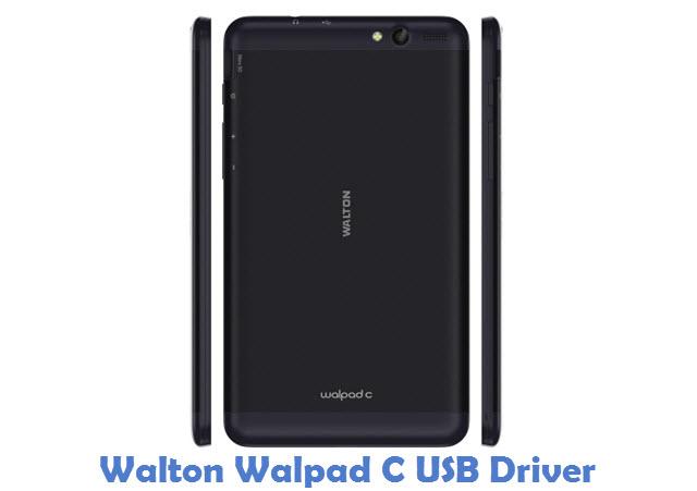 Walton Walpad C USB Driver