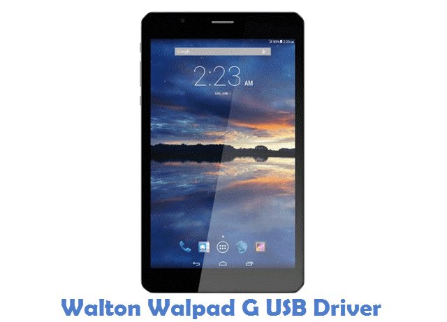 Walton Walpad G USB Driver