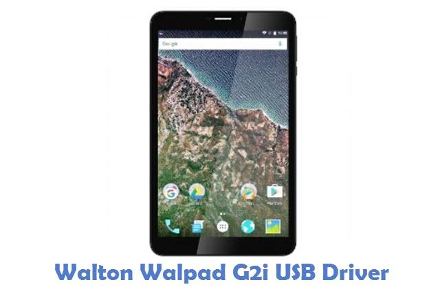 Walton Walpad G2i USB Driver