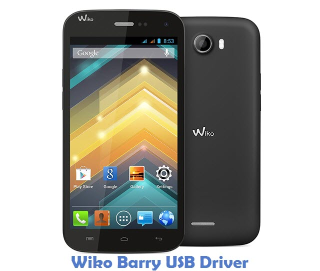 Wiko Barry USB Driver