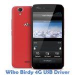 Wiko Birdy 4G USB Driver