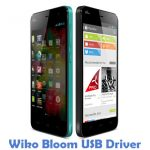 Wiko Bloom USB Driver
