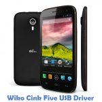 Wiko Cink Five USB Driver