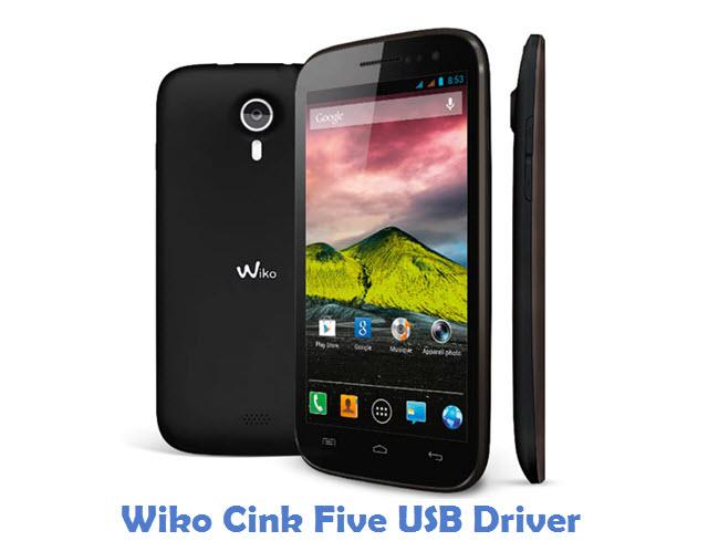 Wiko Cink Five USB Driver