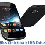 Wiko Cink Slim 2 USB Driver