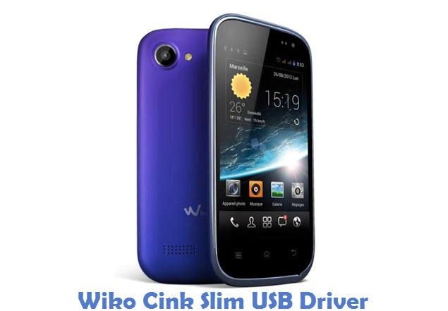 Wiko Cink Slim USB Driver