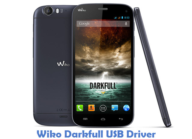 Wiko Darkfull USB Driver