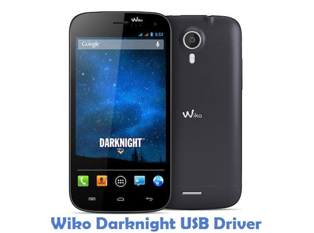 Wiko Darknight USB Driver
